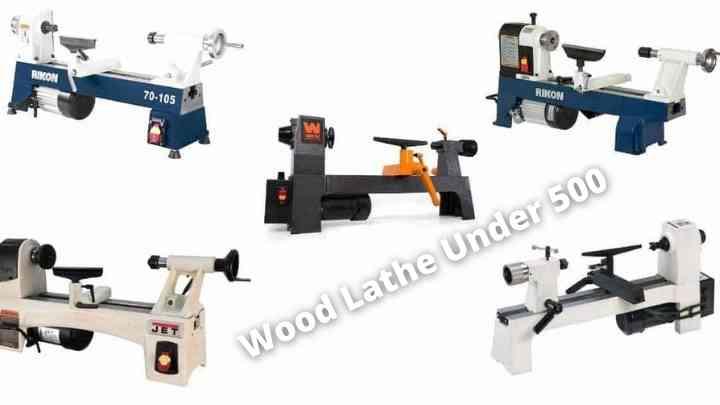 wood lathe under 500