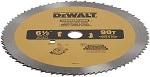 DEWALT 6-1/2-Inch Circular Saw Blade