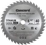"Concord Blades WCB0650T040HP 6-1/2"""